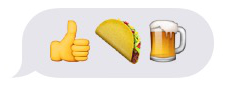 Yes! Tacos & Beer.