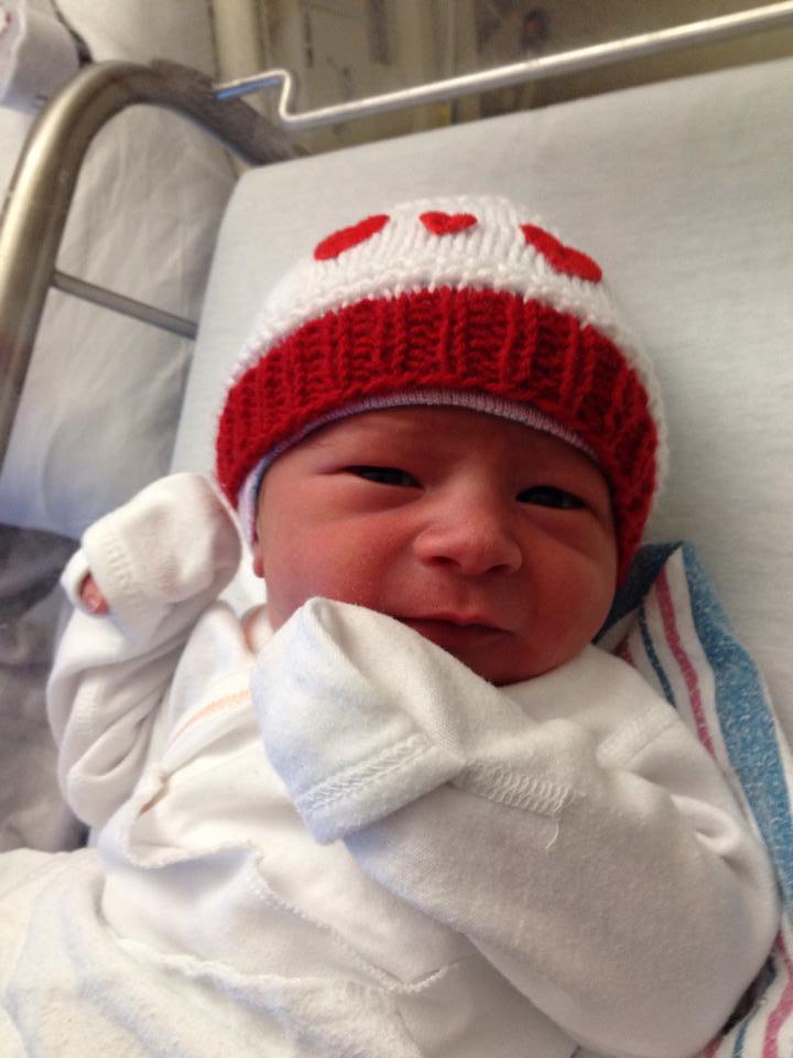 Mason Alexander, February 14, 2014