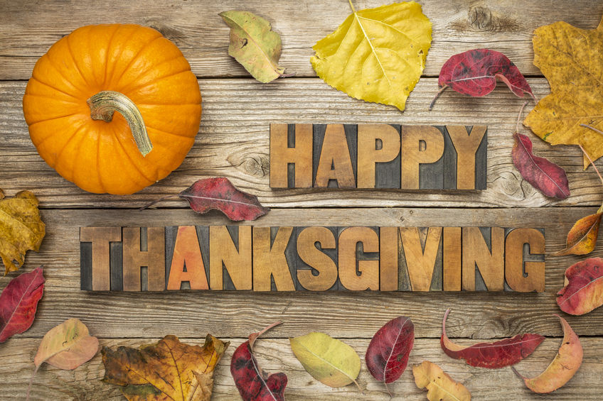 happy Thanksgiving from Casa Taco